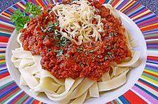 Sauce Bolognese - das ultimative Rezept