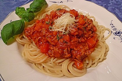 Sauce Bolognese - das ultimative Rezept 1