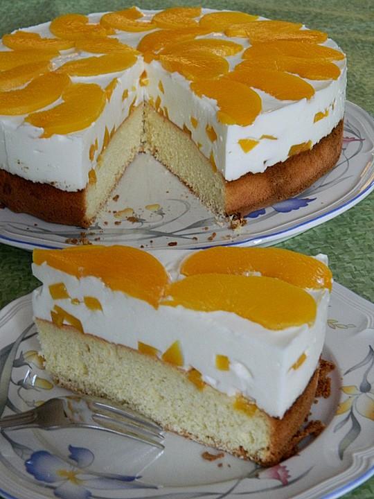 Joghurt torte dessert
