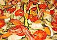 Gemüse - Antipasti aus dem Ofen