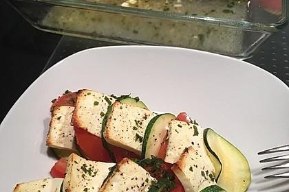 Auflauf von Zucchini, Tomaten und Feta 44