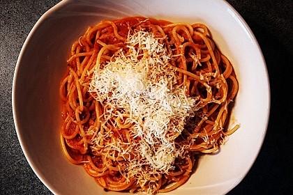Sizilianische Tomatensoße 34