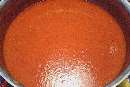 Sizilianische Tomatensoße 64