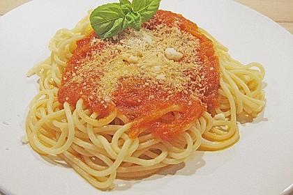 Sizilianische Tomatensoße 32