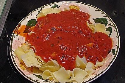 Sizilianische Tomatensoße 35