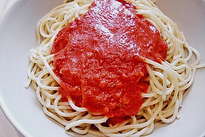 Sizilianische Tomatensoße 17