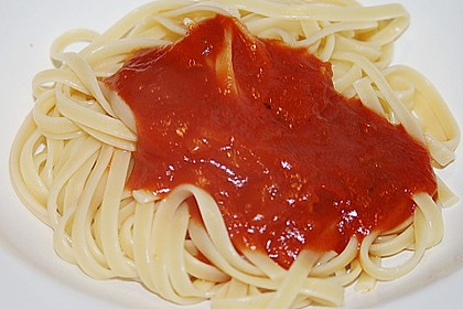 Sizilianische Tomatensoße 42