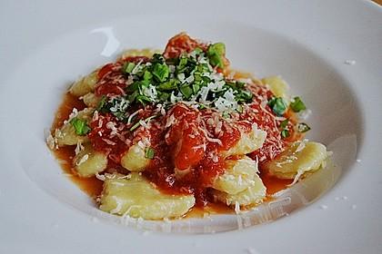 Sizilianische Tomatensoße 3