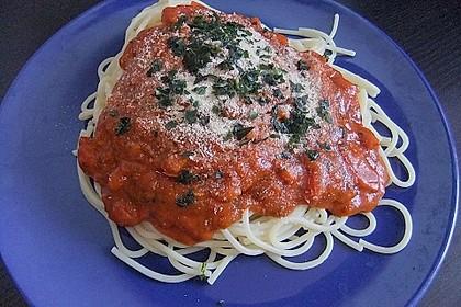 Sizilianische Tomatensoße 44
