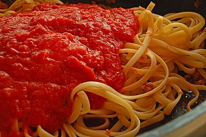 Sizilianische Tomatensoße 21