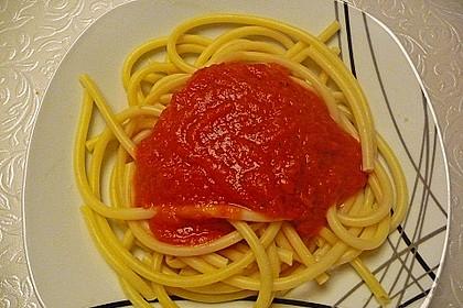 Sizilianische Tomatensoße 40