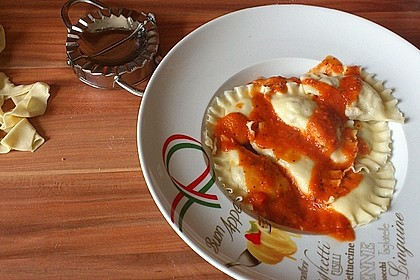 Sizilianische Tomatensoße 20