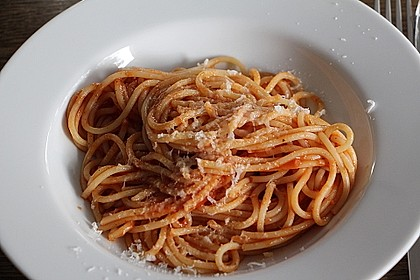 Sizilianische Tomatensoße 23