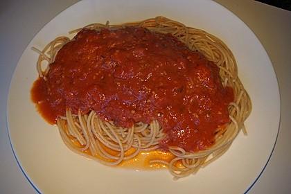 Sizilianische Tomatensoße 61