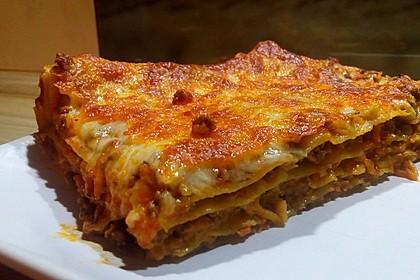 Lasagne al Forno nach bologneser Art 2