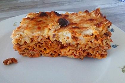 Lasagne al Forno nach bologneser Art 10