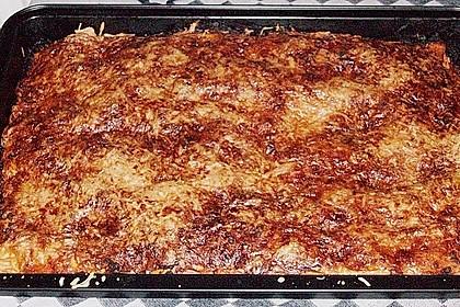 Lasagne al Forno nach bologneser Art 14