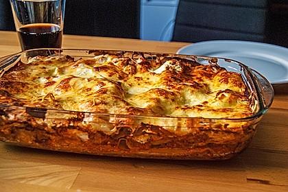 Lasagne al Forno nach bologneser Art 1
