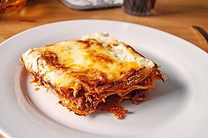 Lasagne al Forno nach bologneser Art 3