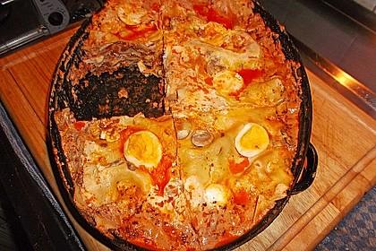Lasagne al Forno nach bologneser Art 8