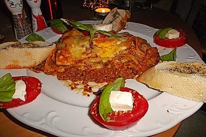 Lasagne al Forno nach bologneser Art 7