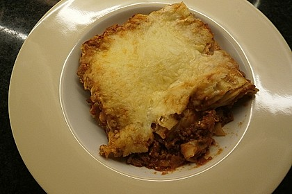 Lasagne al Forno nach bologneser Art 5