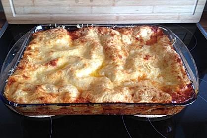 Lasagne al Forno nach bologneser Art 6