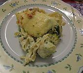 Brokkoli - Nudel - Auflauf
