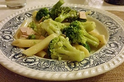 Brokkoli - Nudel - Auflauf 15