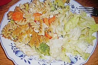 Brokkoli - Nudel - Auflauf 14