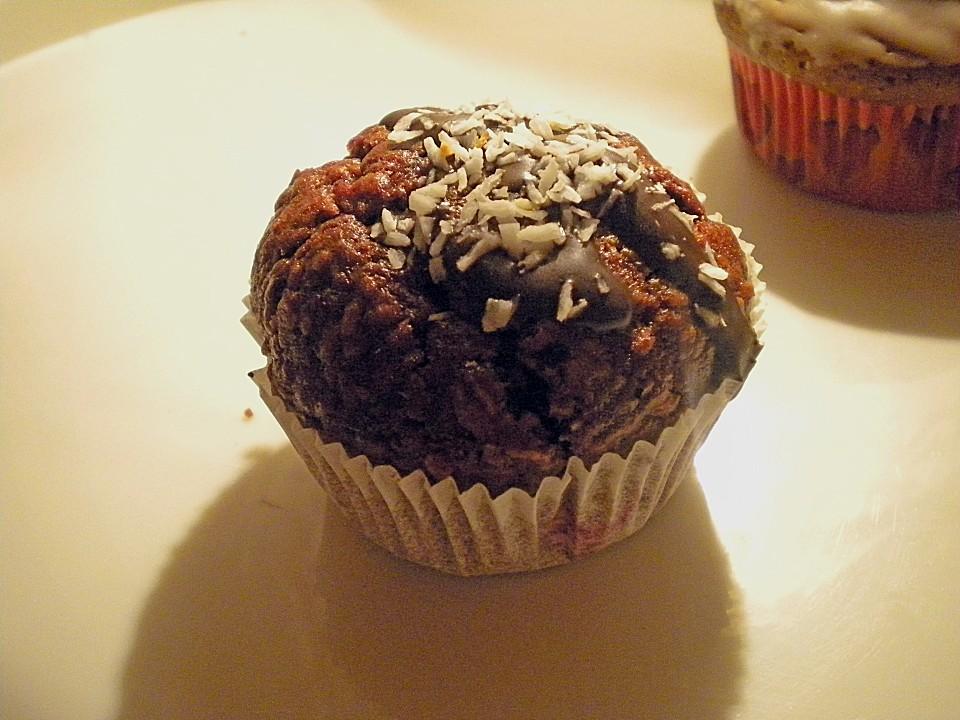 kokos schoko muffins rezepte suchen. Black Bedroom Furniture Sets. Home Design Ideas