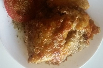 Zwiebel - Sahne - Schnitzel 5