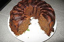 Andiner Gewürzkuchen mit Schokolade