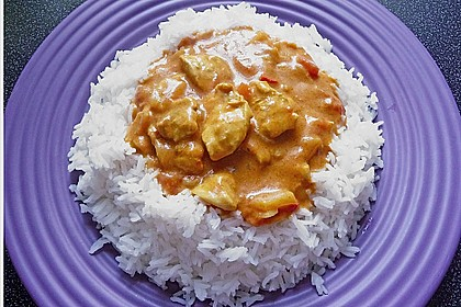 Kokosmilch - Curry