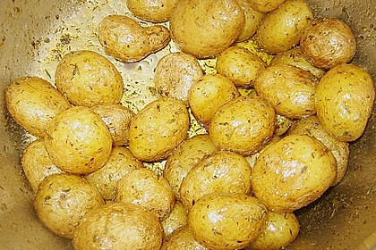 Grillkartoffeln mit Rosmarin 1