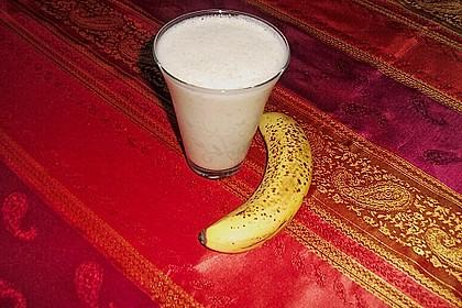 Soja - Bananen - Shake
