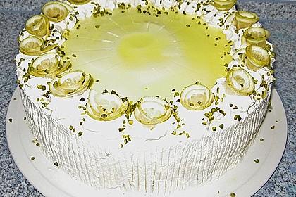 Zitronen - Joghurt - Torte 14