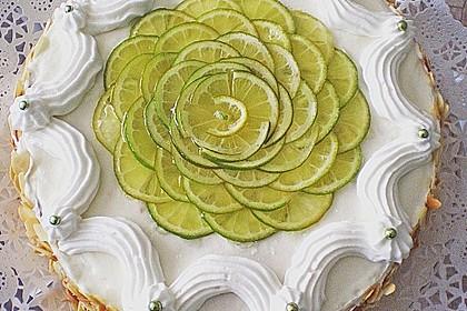 Zitronen - Joghurt - Torte 2