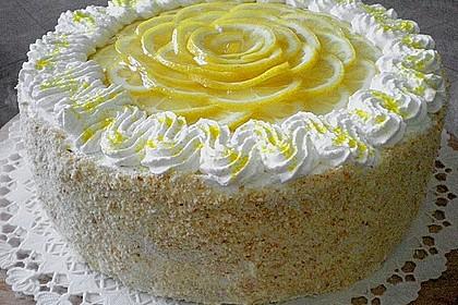 Zitronen - Joghurt - Torte 3