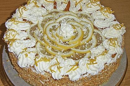 Zitronen - Joghurt - Torte 24