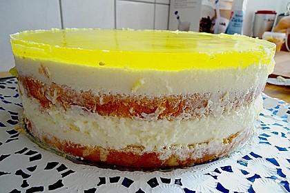 Zitronen - Joghurt - Torte 26