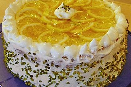 Zitronen - Joghurt - Torte 27