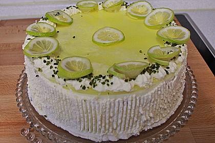 Zitronen - Joghurt - Torte 22