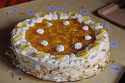 Zitronen - Joghurt - Torte 4