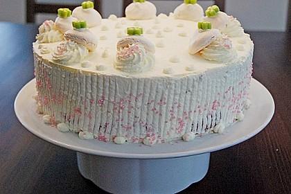 Zitronen - Joghurt - Torte 8