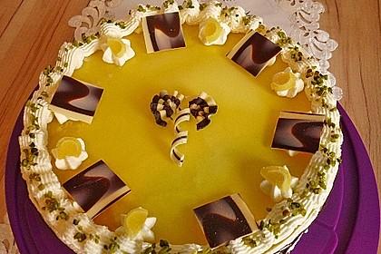 Zitronen - Joghurt - Torte 12