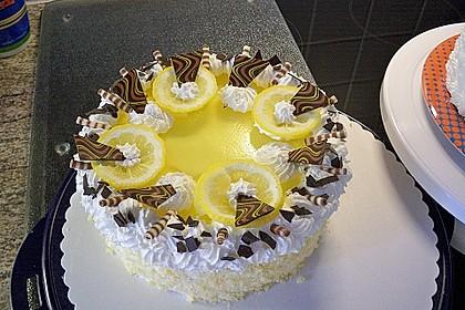 Zitronen - Joghurt - Torte 20
