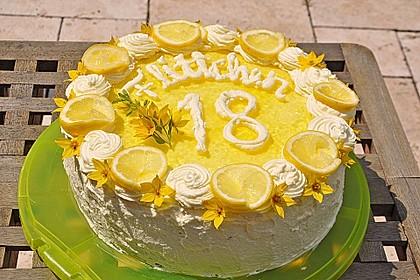 Zitronen - Joghurt - Torte 28