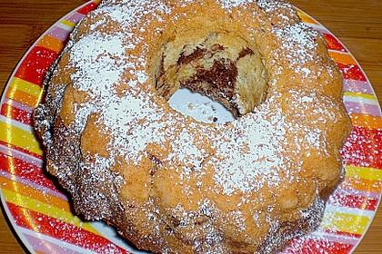 Apfel - Ingwer - Marmorkuchen 2