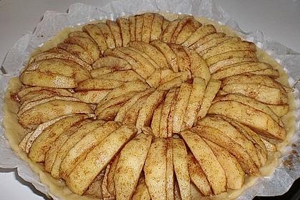 Gedeckter Apfelblechkuchen 4